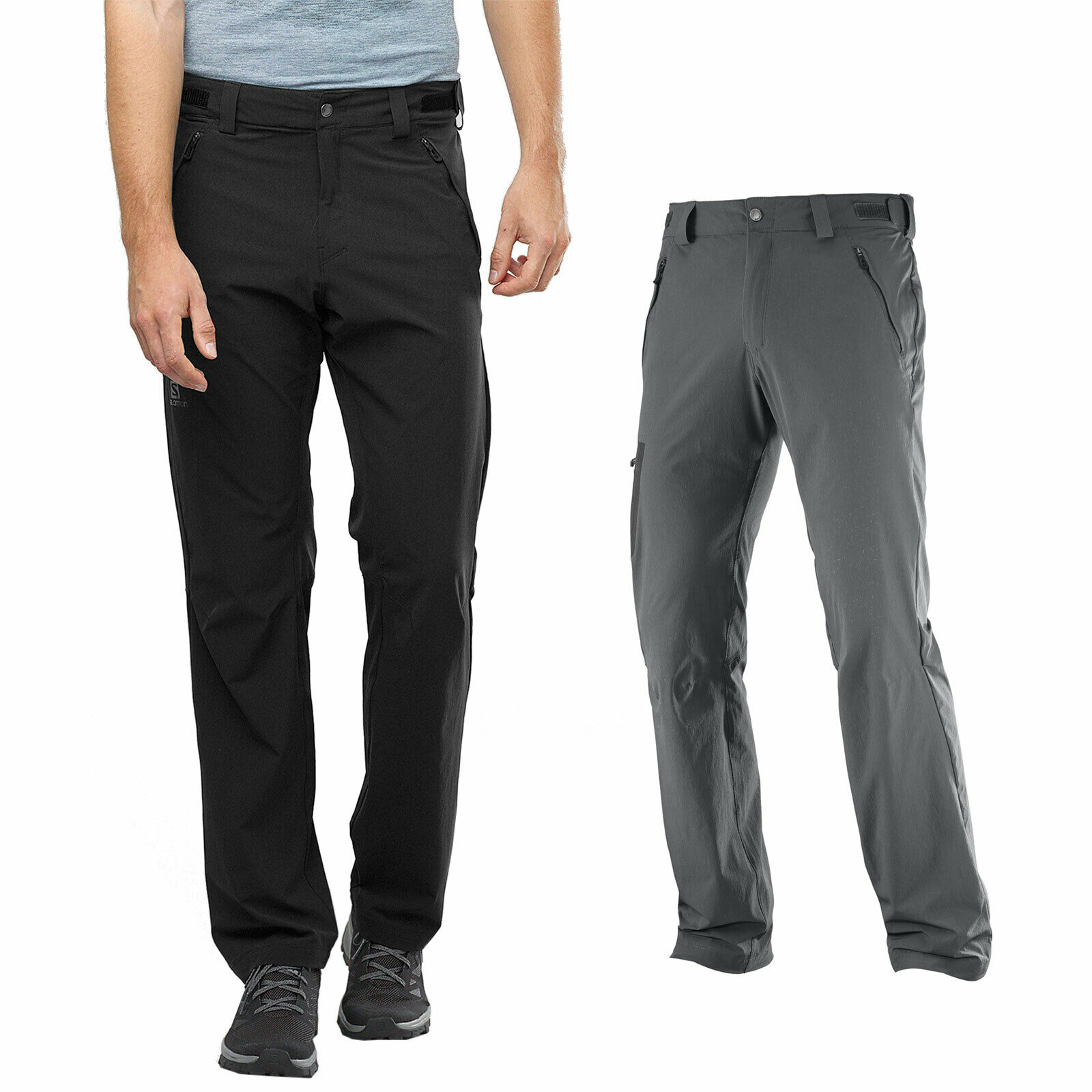 Salomon  Wayfarer Straight Pant Mens Trekking Trousers Hiking Pants outdoorhose  inexpensive