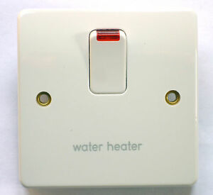 MK-20A-DP-Water-Heater-Switch-K5423-WH-WHI-White-with-Neon