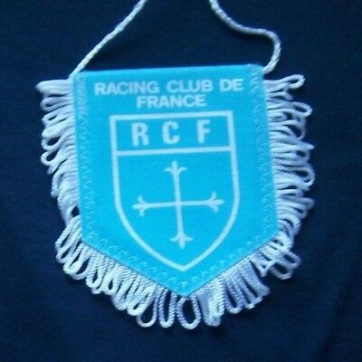 Diplomatisch Orig.wimpel Racing Club De France (frankreich) !! Selten