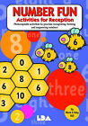 Number Fun: Activities for Key Stage One by Mark Hill (Paperback, 2001)