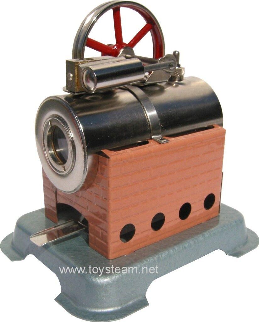 Jensen Model Model Model 85 Live Steam Engine Tin Toys for Wilesco 0c1