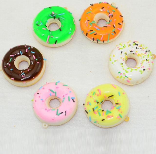 Lot Doux Écrasable Donut Parfumés Lente Rising Enfant Cadeau Du Stress Jouet