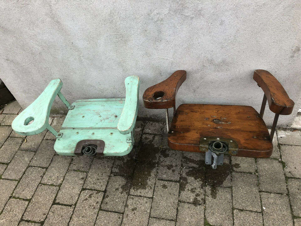 Fish Figther Chair