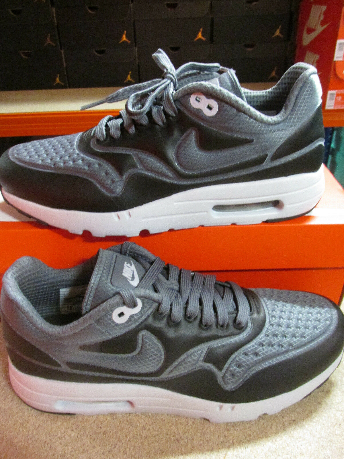 Nike Air Max 1 Ultra SE Mens Running Trainers 845038 001 Turnschuhe schuhe