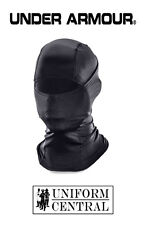 New Under Armour UA Heatgear Tactical Hood Balaclava - Police Firemen - 1257995