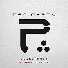 PERIPHERY - JUGGERNAUT: ALPHA/OMEGA 2 CD NEU