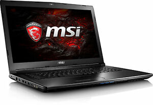 MSI GL72 7RDX-602 - Intel Core i7-7700HQ 2.80GHz (DOS/GTX1050)  001799-602