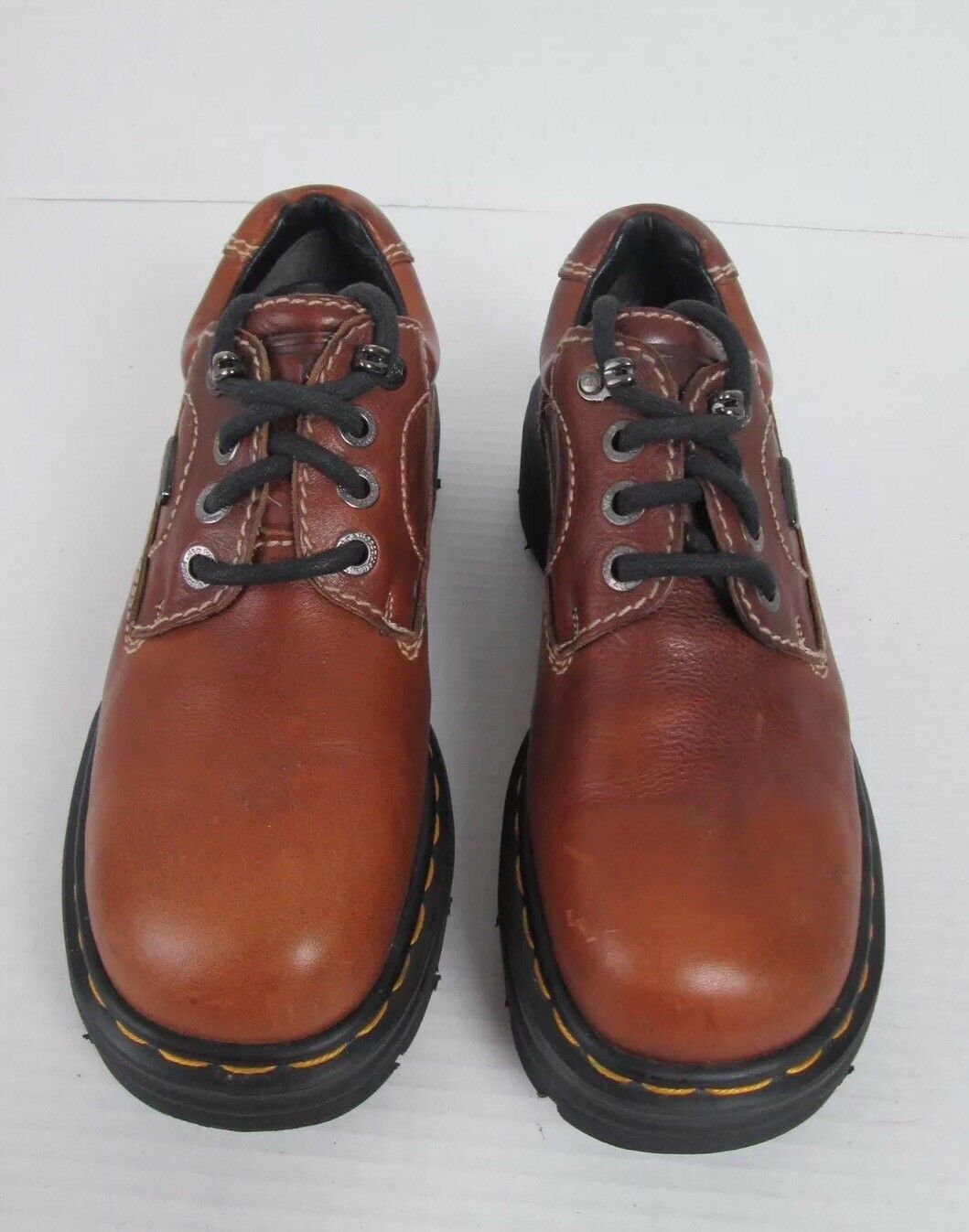 Dr Martens 9272 Mens Size US 6 Air Cushioned Sole England Brown