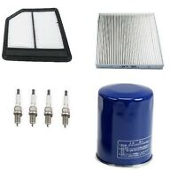 Honda Civic 06-10 Gx Kit Denso Plugs Opparts Cabin Air Union Sangyo Oil Filters on sale