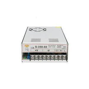 output 60VDC input 115VAC~230VAC 5.8A German Ship Switching Power Supply 350W-V