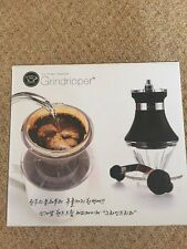 Grindripper Coffee Drip Filter and Grinder