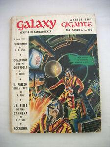 Galaxy-Gigante-Mensile-di-Fantascienza-Aprile-1961-Anno-IV-n-4-La-Tribuna-Ed
