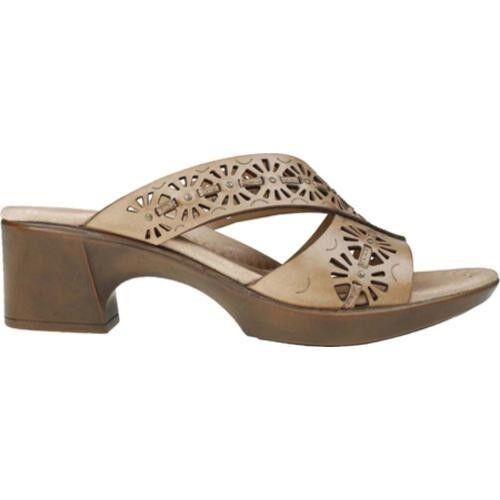 NEU Earth Balsam  Leder Damens's slide Sandalee schuhe Größe 6