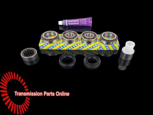 Renault JH3 Gearbox Basic Bearing /& Oil Seal Rebuild Repair Kit 2003 />