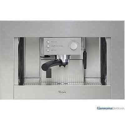 WHIRLPOOL Kaffee Automat Einbau Kaffeemaschine Espressomaschine halbautomatische