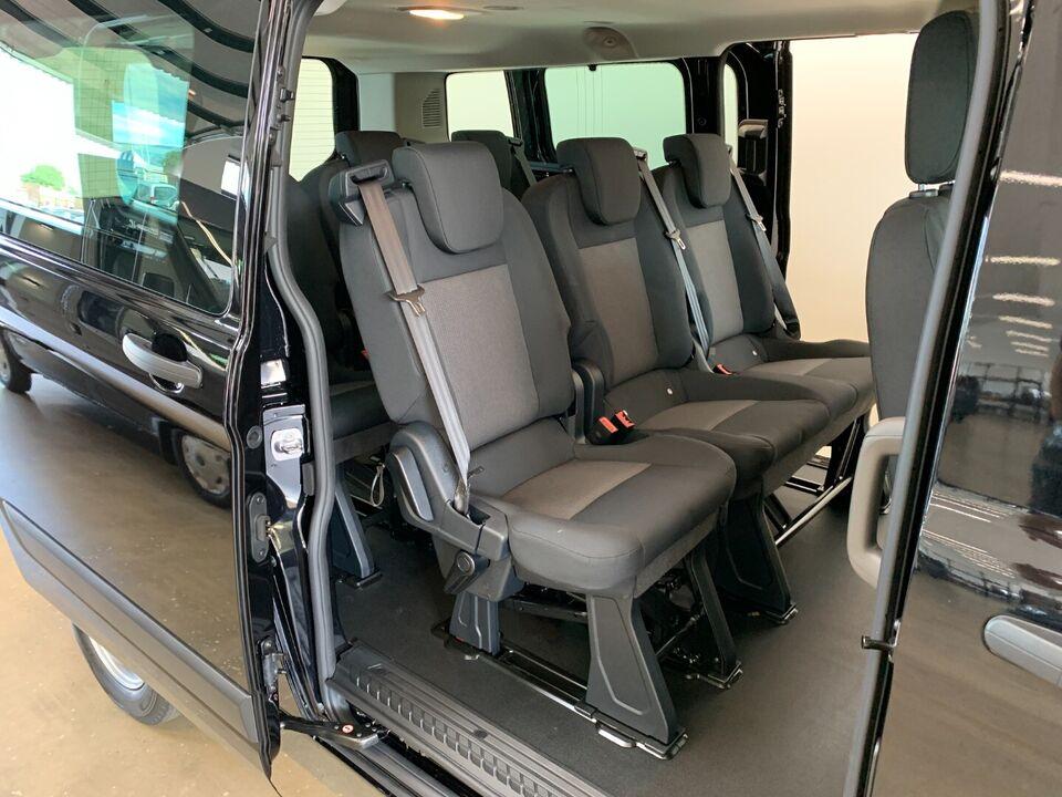 Ford Transit Custom Kombi 320L 2,0 TDCi 130 Ambiente aut. d,