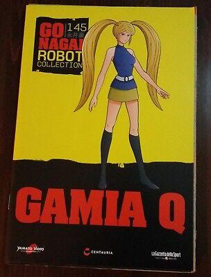 Appena Fascicolo Go Nagai Robot Collection 145 Gamia Q - Mazinga Z Barone Ashura