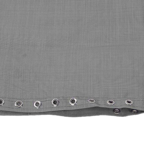 Patio Recliner Chair Replacement Fabric Cloth Lace for Zero Gravity Chair Grey