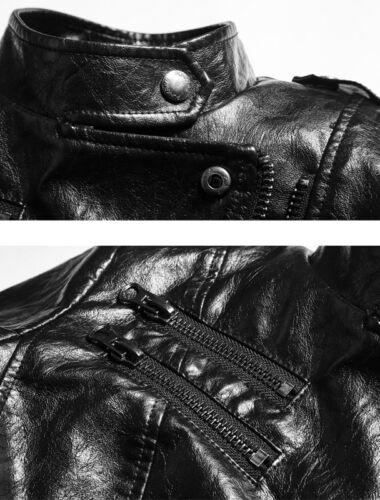 Lolita Vintage Gothique Perfecto Punkrave Cintré Biker Fashion Veste Punk Cuir avXqSxwO