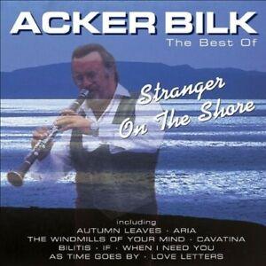 ACKER BILK - STRANGER ON THE SHORE-THE BEST OF  CD NEUF