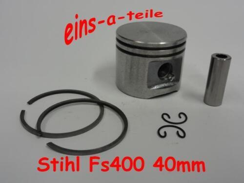Kolben passend für Stihl FS400 40mm NEU Top Qualität