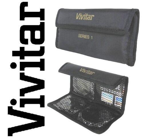 NEW Vivitar 3-Pcs HD UV Polarizer /& FLD Filter Kit for FujiFilm X-A3 X-A10
