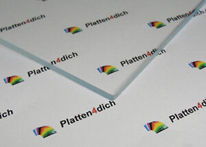 plexiglas xt klar auf ma zuschnitt platten von 2mm 20mm ab 1 euro ebay. Black Bedroom Furniture Sets. Home Design Ideas