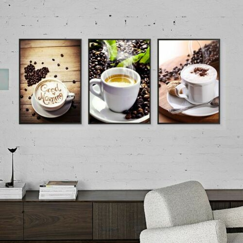 Wall Art Picture Canvas Paintings Wall Decoration Photo Modern Kitchen Scene