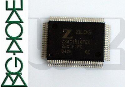 Fashion Style 1 X Z84c1510fec Zilog Z80 Eipc Ipc Periferica Intelligente Controller 10mhz 100-p- Bello E Affascinante