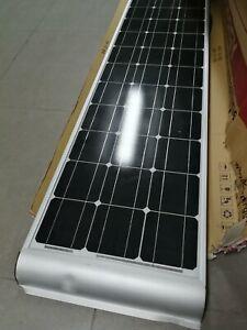 NDS Placa Solar 12V 100W Slim Panel Fotovoltaico para Caravanas
