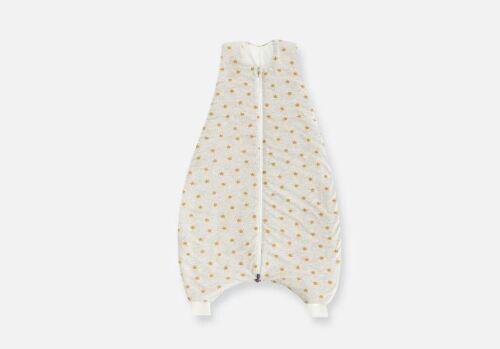 S0500305 Schlafsack Sternentraum gelb Größe 92 Baby Kinder Außenschlafsack