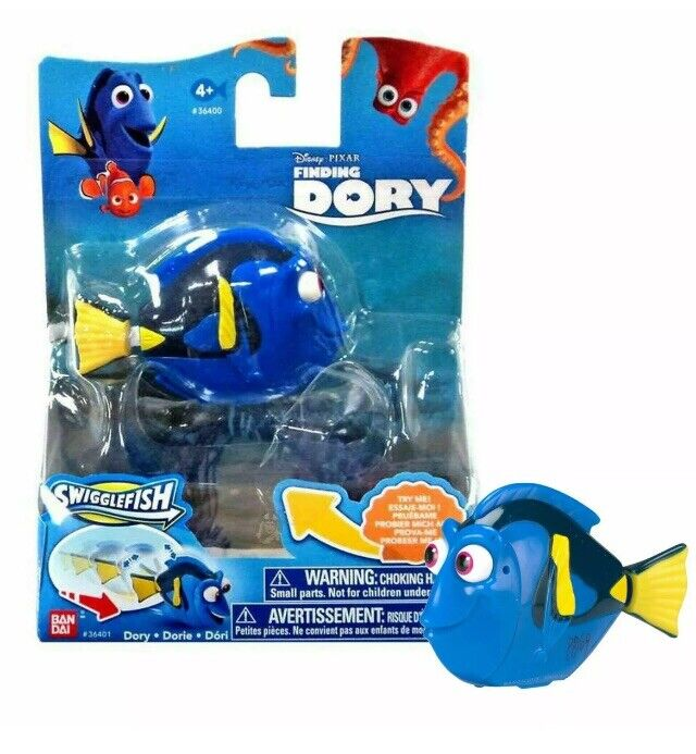 "DISNEY PIXAR FINDING DORY SWIGGLEFISH NEW IN BOX /""Dory/"""