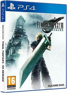 FINAL-FANTASY-7-VII-REMAKE-PS4-EU-NUOVO-SIGILLATO-ITA-FF7-CLOUD-STRIFE-PREORDINE
