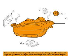 Volvo Oem 17 18 Xc90 Headlight Assembly Right 31677037 Ebay