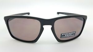 8b9906d33e Image is loading NEW-Oakley-Sliver-sunglasses-Black-Prizm-Daily-Polarized-