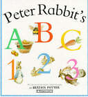 Peter Rabbit's ABC And 123 by Beatrix Potter (Hardback, 1995)