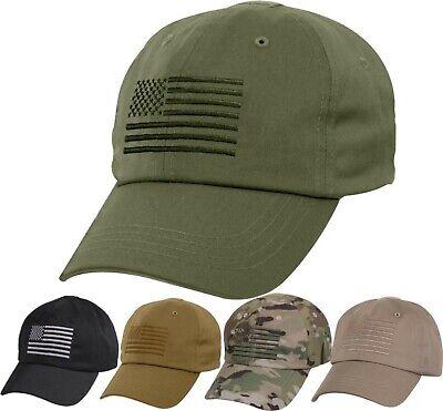 Tactical Operator Hat with US Flag - MultiCam, Coyote, Khaki, Olive Drab &  Black   eBay