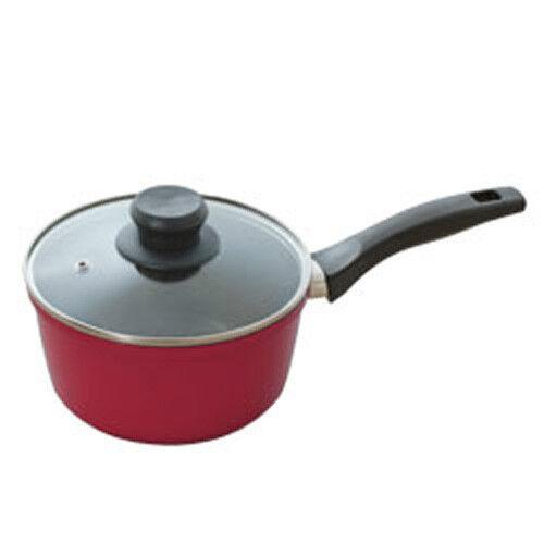 Brand NEW Stoneline Stone-coated Saucepan with Glass Lid Stonedine Cookware