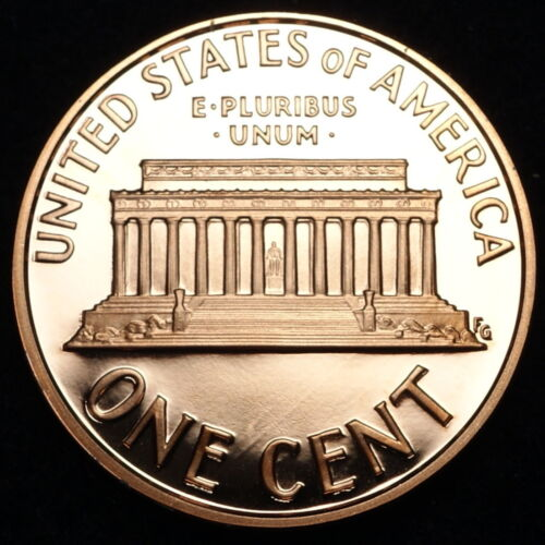 2006 S Lincoln Memorial Penny ~ Mint Proof from Original U.S Proof Set