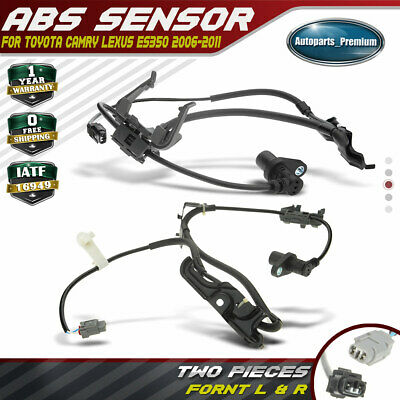 OE# 89543-33080 ABS Speed Sensor Front Left Driver Side For Toyota Camry 07-11