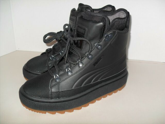 ba3379ba6a1c8 PUMA The Ren Boot Jr Sneaker 4c