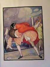 CASANOVA de SEINGALT (Giacomo). Une aventure d'amour à Venise. (1927) Très rare