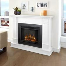 Real Flame Indoor Gel Fuel Fireplace Silverton White G8600 Ebay