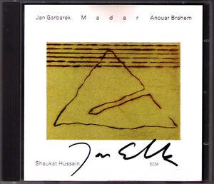 Jan-Garbarek-Signed-MADAR-Anouar-Brahem-Shaukat-Hussain-Sull-lull-Jaw-sebika-ECM