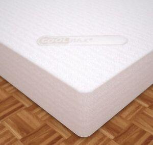 Reflex Memory Foam Mattress Super King Size Double Single