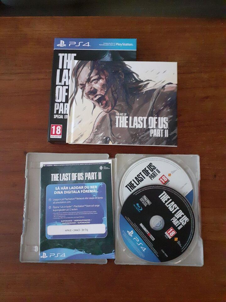 Playstation 4, Last of us part 2, Perfekt