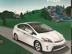 Image Is Loading Mint Condition 2014 Toyota PRIUS EPA Estimated 50