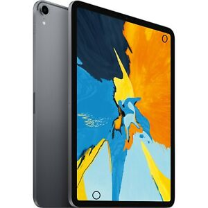 """Apple iPad Pro 256GB - Wi-Fi - 11"""" (2018) - Space Gray MTXQ2LL/A"""