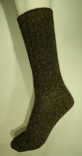 Ladies Size 4-7 Cotton Rich Socks Asst Colours Girls Bag of 12 Pairs