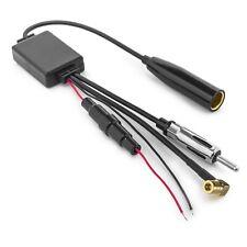 DAB+ KFZ Splitter Adapter AKTIV Antennen Antennenverstärker und Frequenzweiche